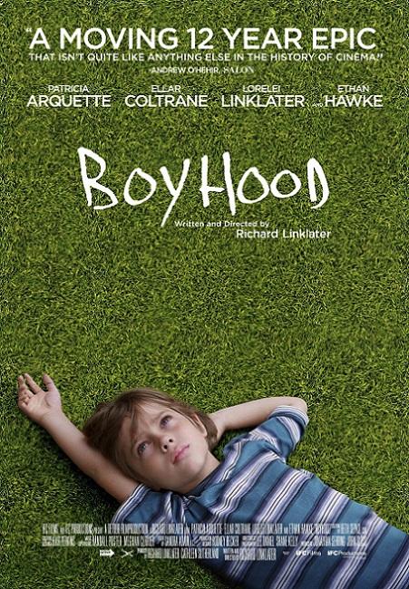 4 boyhood